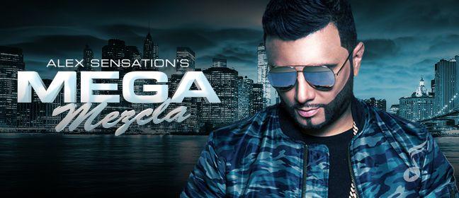 Playlist Mega Mezcla 1