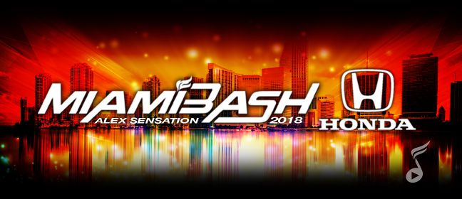 Playlist MIAMIBASH 2018
