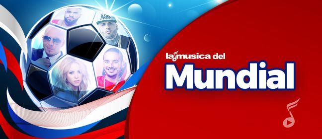 Playlist LaMusica Del Mundial
