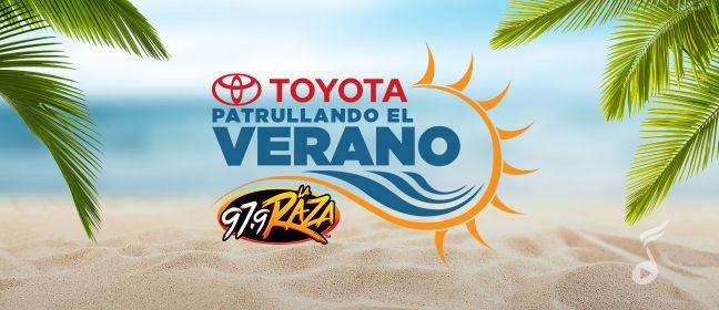 Playlist Patrullando El Verano Con Toyota
