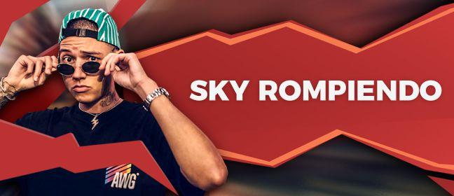 Playlist La Historia de Sky Rompiendo