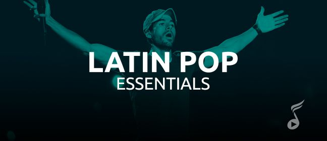 Playlist Pop Latino - Esencial